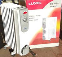 Масляный обогреватель Luxel Oil-Filled Heater Nsd-200 9 Fins 1800W 9 секций