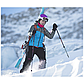 Пуховик Kilpi SVALBARD-W (серый-голубой), фото 4