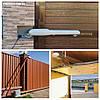 FAAC S800 CBAC 100° — автоматика для распашных ворот (для створки 2м, с гидравлическим замком) , фото 7
