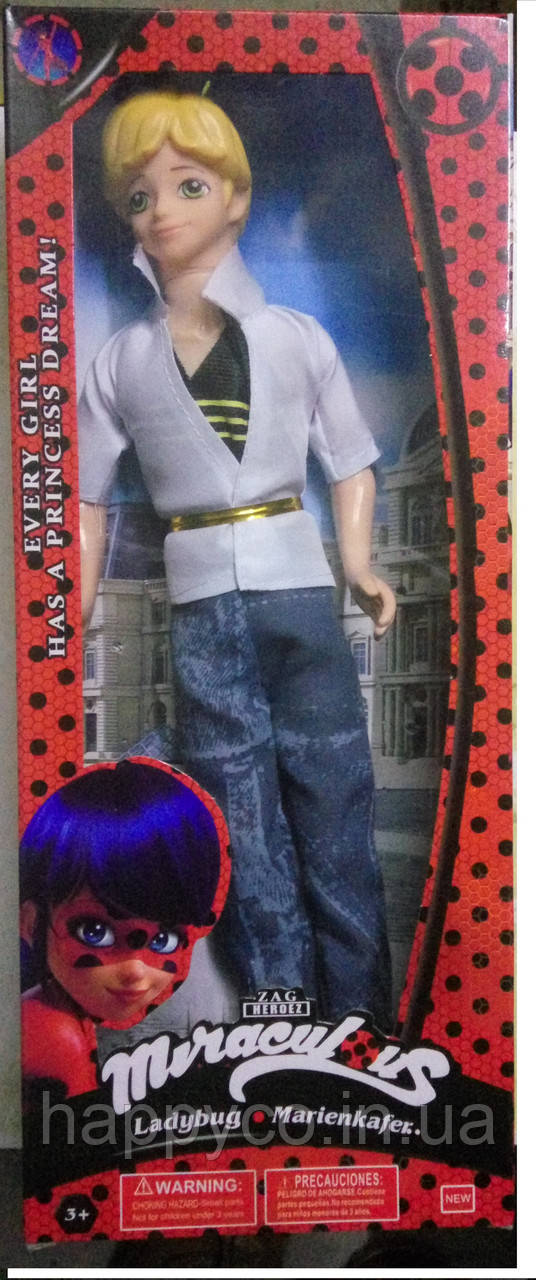 Кукла Супер Кот  Леди Баг  , в коробке