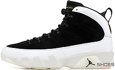 Мужские кроссовки Nike Air Jordan Retro City of Flight Black/White 302370 021, Найк Аир Джордан