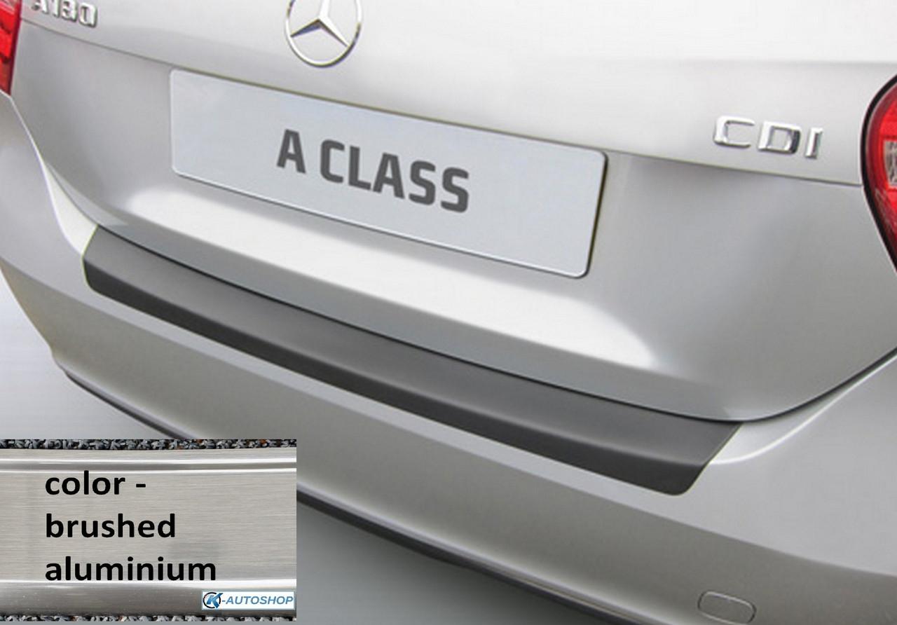 rbp4933 Mercedes-Benz A-Class W176 2015+ rear bumper protector