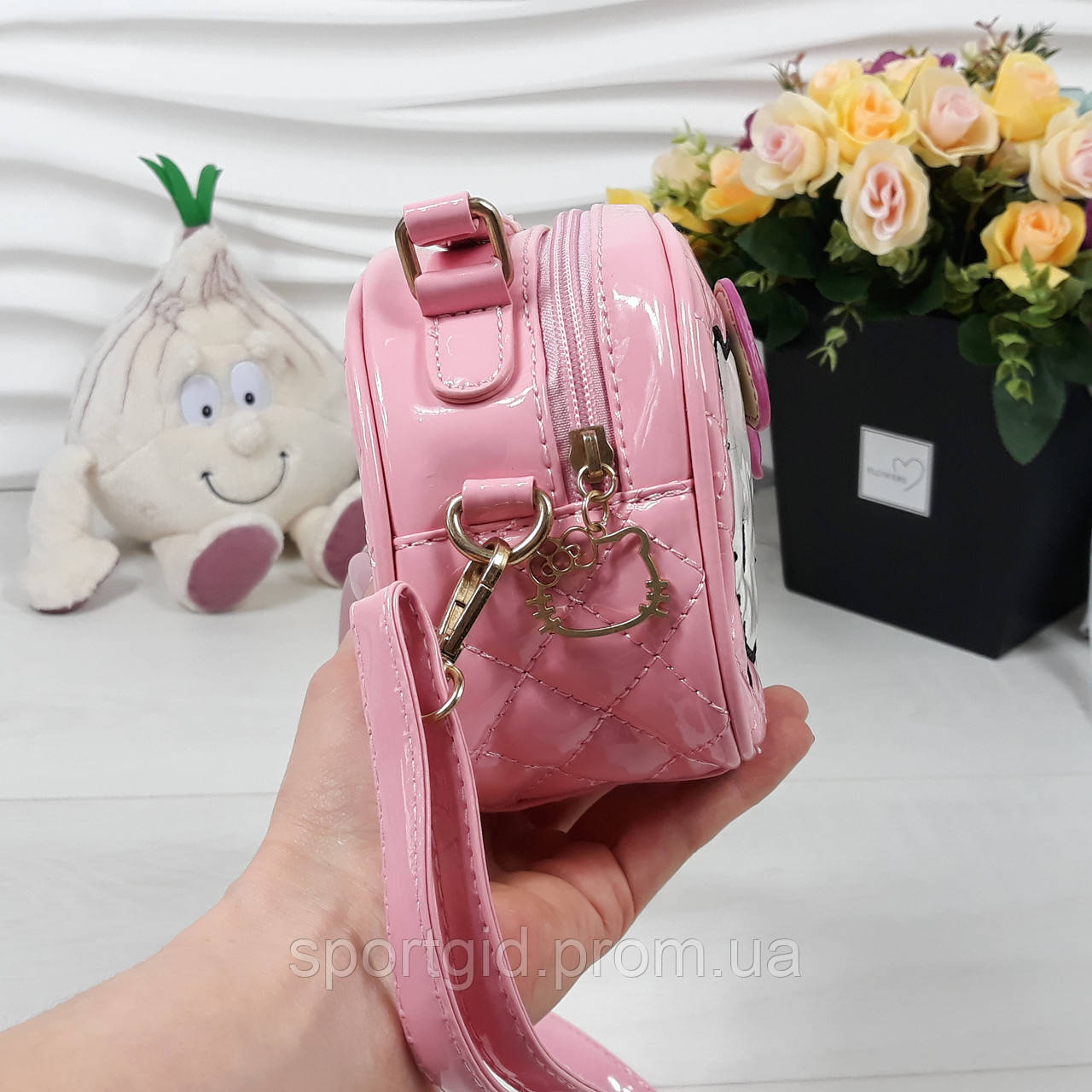 7d090728c49c Стильная детская сумочка Hello Kitty для девочки: продажа, цена в ...