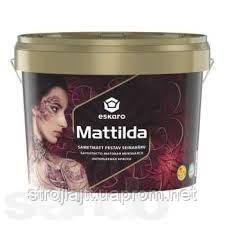Моющаяся матовая краска Eskaro Mattilda Эскаро Матильда 9,5л