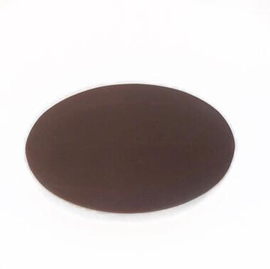 Овал (коричневый) фурнитура для именных держателей