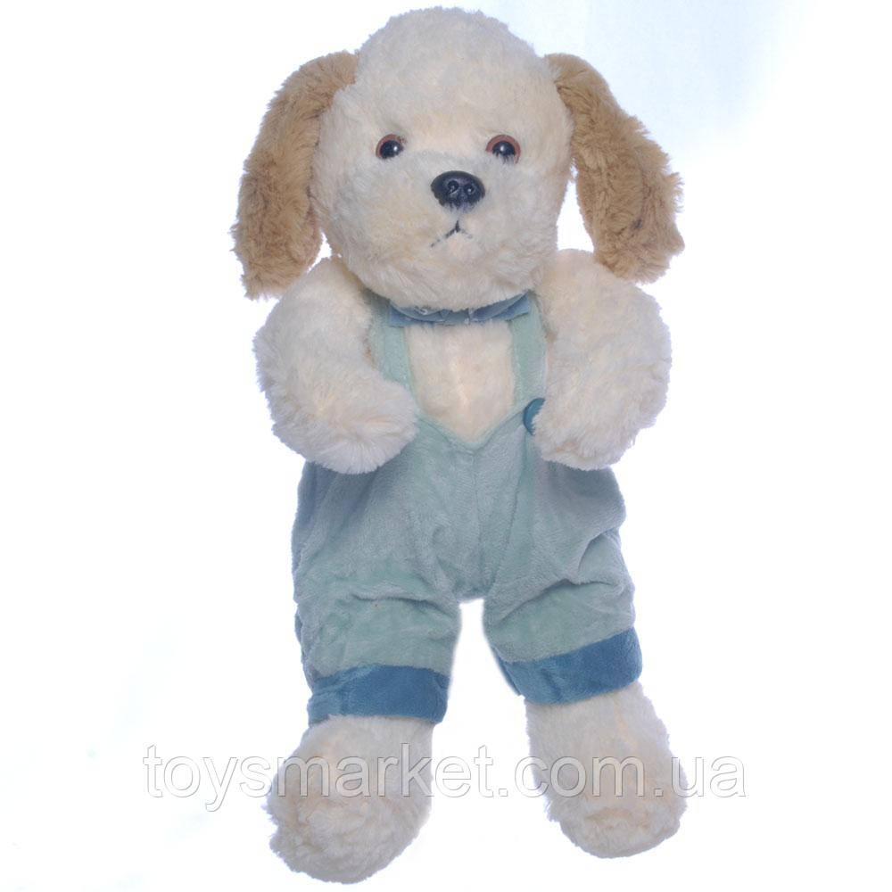 Мягкая игрушка собачка Пушистик