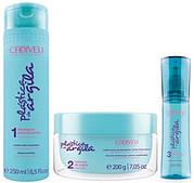 CADIVEU Plastica de Argila Набор для процедуры ботекса для волос 250/200/115