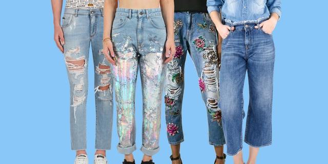 Женские и подростковые джинсы