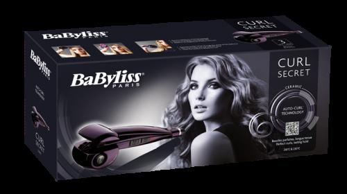 Плойка BaByliss Curl perfect