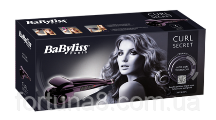 Плойка BaByliss Curl perfect , фото 2