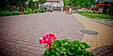 Тротуарная плитка «Носталит», серый, 80 мм, заводское качество, фото 5