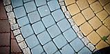 Тротуарная плитка «Носталит», серый, 80 мм, заводское качество, фото 6