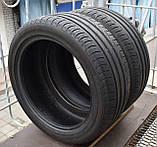 Летние шины б/у 245/45 R18 Bridgestone Turanza, пара, 6 мм, фото 4