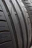 Летние шины б/у 245/45 R18 Bridgestone Turanza, пара, 6 мм, фото 6