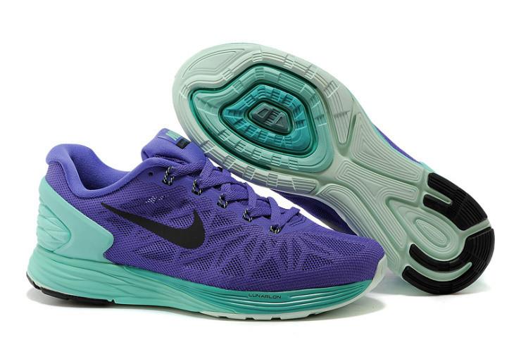 Кроссовки женские Nike Lunarglide 6 / LRW-010