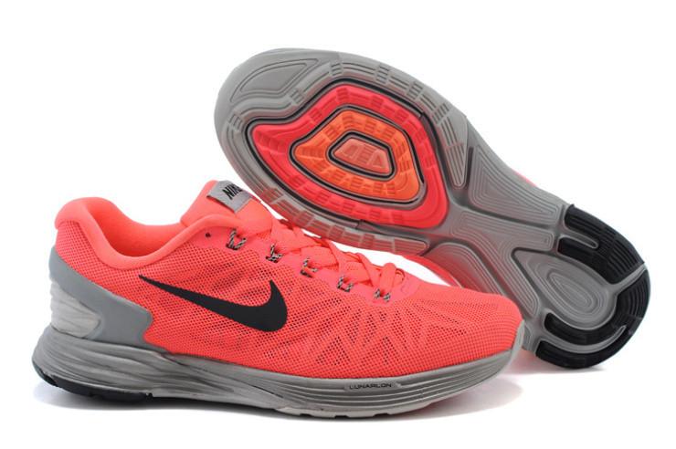 Кроссовки женские Nike Lunarglide 6 / LRW-011