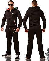 Мужской спортивный костюм с капюшоном Ferarri