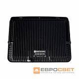 Прожектор светодиодный ЕВРОСВЕТ 200Вт 6400К EV-200-504 PRO 18000Лм, фото 2
