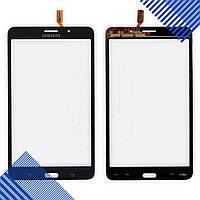 Тачскрин (сенсор) Samsung Galaxy Tab 4 7.0 T231, цвет черный