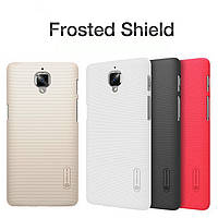 Чехол-накладка NILLKIN Frosted Shield HTC Titan Black