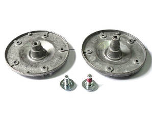 Опора барабана (2шт) для стиральной машины Whirlpool 480110100802