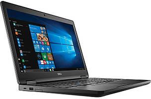 "Ноутбук Dell Latitude 5590, 15.6"", Intel Core i7-8650U (4.2ГГц), 8ГБ, SSD 256GB, Intel UHD Graphics"