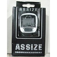 Велоспидометр ASSIZE AS405 (11 функций,Тайвань)