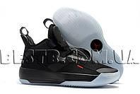 "Кроссовки баскетбольные Nike Air Jordan XXXIII ""Blackout Utility"""