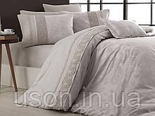 Комплект постельного белья сатин Moonlight first choice евро размер April sampanya