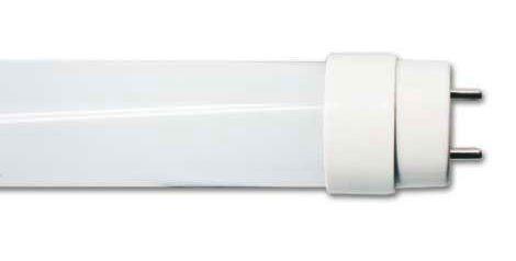 Лампа светодиодная LB-215 Т8 glass+plastic 18W 230V 80LEDS 2835SMD 1650LM 6400K G13