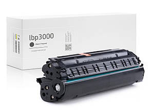 Картридж Canon i-Sensys LBP-3000 (LBP3000) совместимый, чёрный, ресурс 2.000 копий, аналог от Gravitone