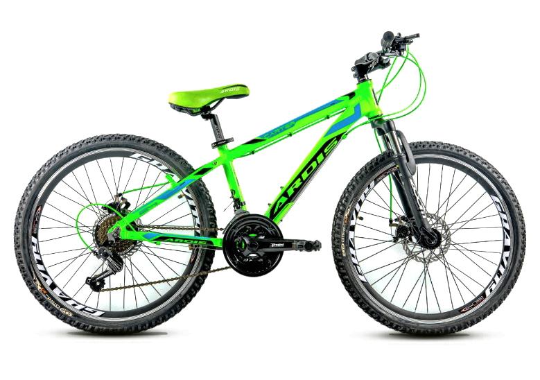 """Подростковый велосипед ARDIS CARTER 24"""" Салатовый"""