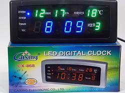 Настільні годинники CX-868