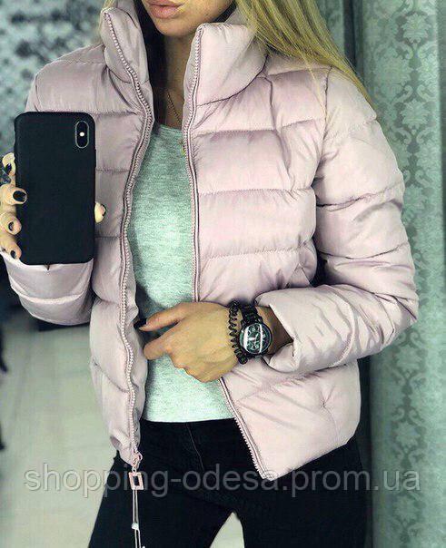 24f7e0e5a3e Стильная женская куртка весна   осень на синтепоне  продажа