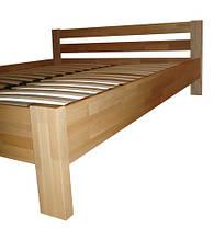 Кровать Рената односпальная Бук Щит 106 (Эстелла-ТМ), фото 3