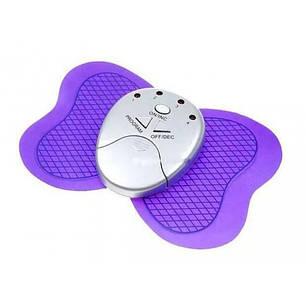 Електронний масажер міостимулятор метелик Butterfly XFT-1002 Big Фіолетова, фото 2