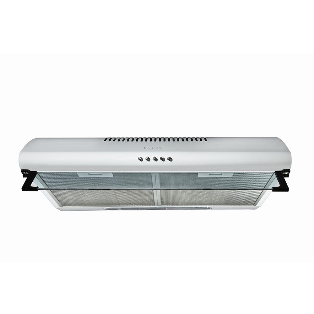 Кухонная вытяжка Minola HPL 6040 WH 430 плоская