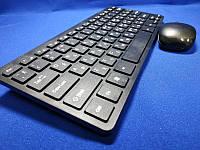 Мини клавиатура с мышкой блютуз + подарок