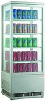Витринный холодильник настольный FROSTY RT98L-1D