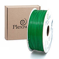 ABS/АБС пластик зелёного цвета Ø1.75мм для 3D принтера, 3D ручки 300м (750г), 400м (1кг)  от Plexiwire