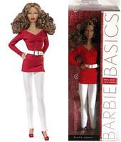 Коллекционная кукла Барби Базовая модель /Barbie Basics Model №2 Collection RED, фото 5