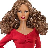 Коллекционная кукла Барби Базовая модель /Barbie Basics Model №2 Collection RED, фото 2