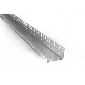 Цокольная планка для утеплителя 83 мм (2,5 м)