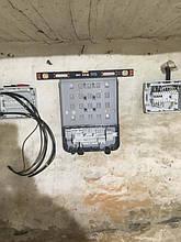 Монтаж инвертора и шкафов защиты.