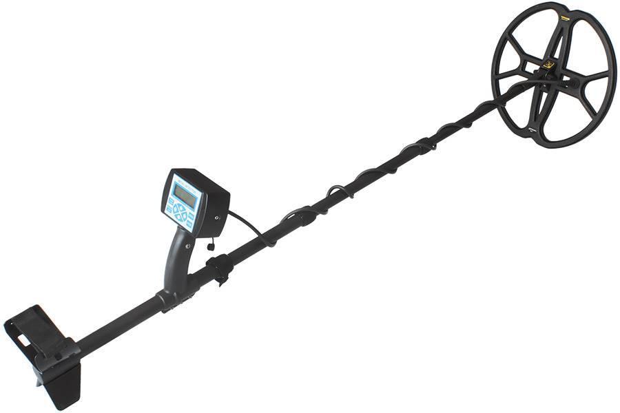 Металлоискатель Кощей х45 Carbon Pro с катушкой Nel Tornado