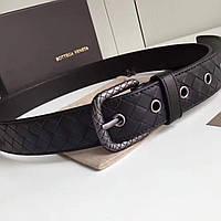 Ремень Nero Intrecciato VN Belt