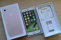 Новый Apple Iphone 7 256Gb Rose Gold Neverlock Оригинал!, фото 1