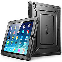 "Чехол для Apple iPad 4 3 2 9.7"" Supcase Unicorn Beetle Pro Full Body Protective with built-in Screen BLACK"
