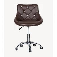 Кресло мастера, кресло для клиентов салона красоты HC931K Польша, шоколадный