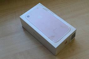 Новый Apple Iphone 7 256Gb Rose Gold Neverlock Оригинал!